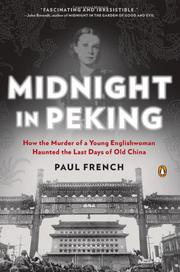 Book Cover for MIDNIGHT IN PEKING