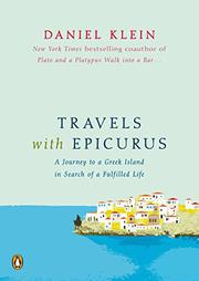 Cover art for TRAVELS WITH EPICURUS