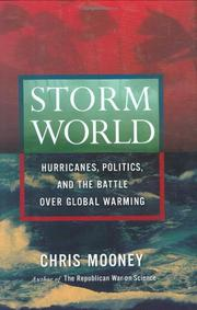 Book Cover for STORM WORLD