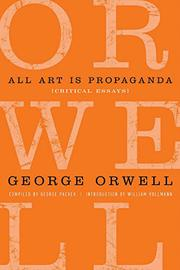 Book Cover for ALL ART IS PROPAGANDA