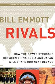 Cover art for RIVALS