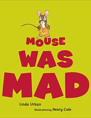 Book Cover for MOUSE WAS MAD