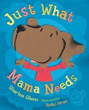 Cover art for JUST WHAT MAMA NEEDS