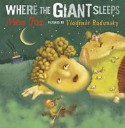 Cover art for WHERE THE GIANT SLEEPS