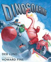 Cover art for DINOSOARING