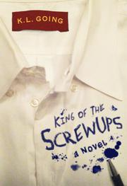 Book Cover for KING OF THE SCREWUPS