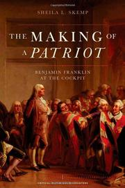 Cover art for THE MAKING OF A PATRIOT