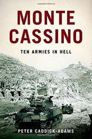 Cover art for MONTE CASSINO