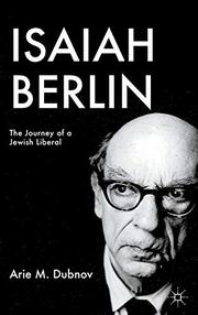 Cover art for ISAIAH BERLIN