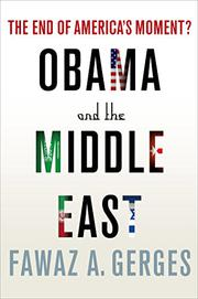Cover art for OBAMA AND THE MIDDLE EAST