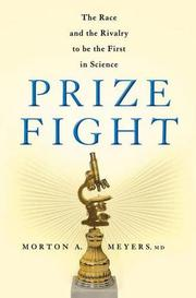 Book Cover for PRIZE FIGHT