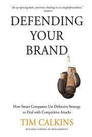 Book Cover for DEFENDING YOUR BRAND