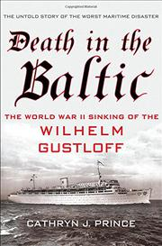 Book Cover for DEATH IN THE BALTIC