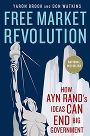Cover art for FREE MARKET REVOLUTION