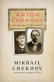 Book Cover for ANTON CHEKHOV