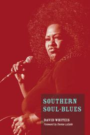 Cover art for SOUTHERN SOUL-BLUES