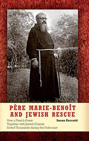 Cover art for PÈRE MARIE-BENOÎT AND JEWISH RESCUE
