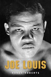 Cover art for JOE LOUIS