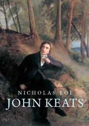 Cover art for JOHN KEATS