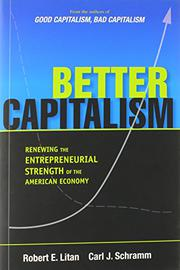 Cover art for BETTER CAPITALISM
