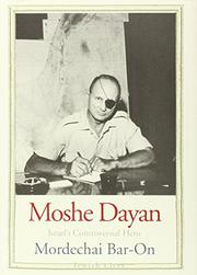 Cover art for MOSHE DAYAN