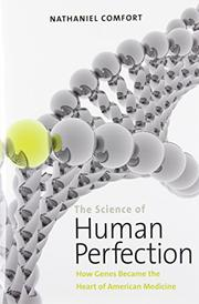 Cover art for THE SCIENCE OF HUMAN PERFECTION