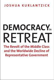 Book Cover for DEMOCRACY IN RETREAT
