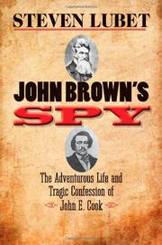Cover art for JOHN BROWN'S SPY
