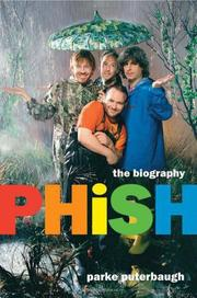 Book Cover for PHISH