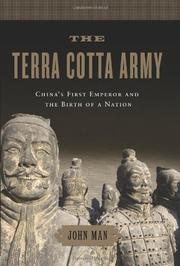Book Cover for THE TERRA COTTA ARMY