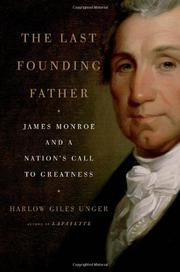 Cover art for THE LAST FOUNDING FATHER