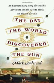 Cover art for THE DAY THE WORLD DISCOVERED THE SUN