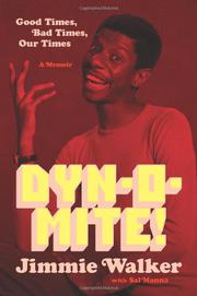 Cover art for DYN-O-MITE!