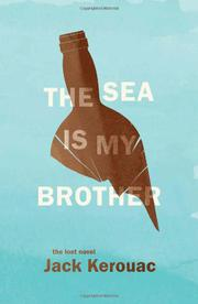 Book Cover for THE SEA IS MY BROTHER