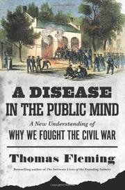 Book Cover for A DISEASE IN THE PUBLIC MIND