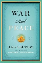 Cover art for WAR AND PEACE