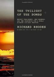 Book Cover for THE TWILIGHT OF THE BOMBS