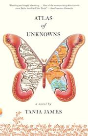 Cover art for ATLAS OF UNKNOWNS