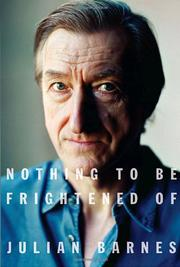 Cover art for NOTHING TO BE FRIGHTENED OF