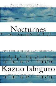 Cover art for NOCTURNES
