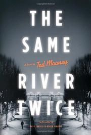 Book Cover for THE SAME RIVER TWICE