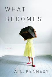 Cover art for WHAT BECOMES