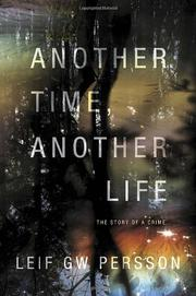 Book Cover for ANOTHER TIME, ANOTHER LIFE