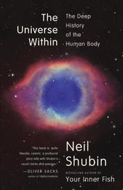 Cover art for THE UNIVERSE WITHIN