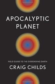 Book Cover for APOCALYPTIC PLANET