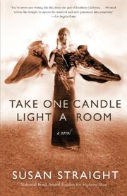 Book Cover for TAKE ONE CANDLE, LIGHT A ROOM