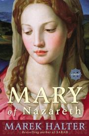 Cover art for MARY OF NAZARETH