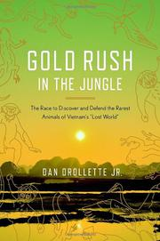 Cover art for GOLD RUSH IN THE JUNGLE