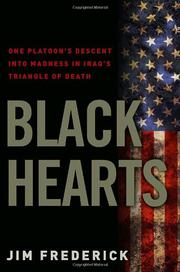 Cover art for BLACK HEARTS