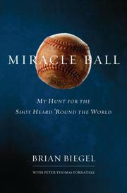 Book Cover for MIRACLE BALL